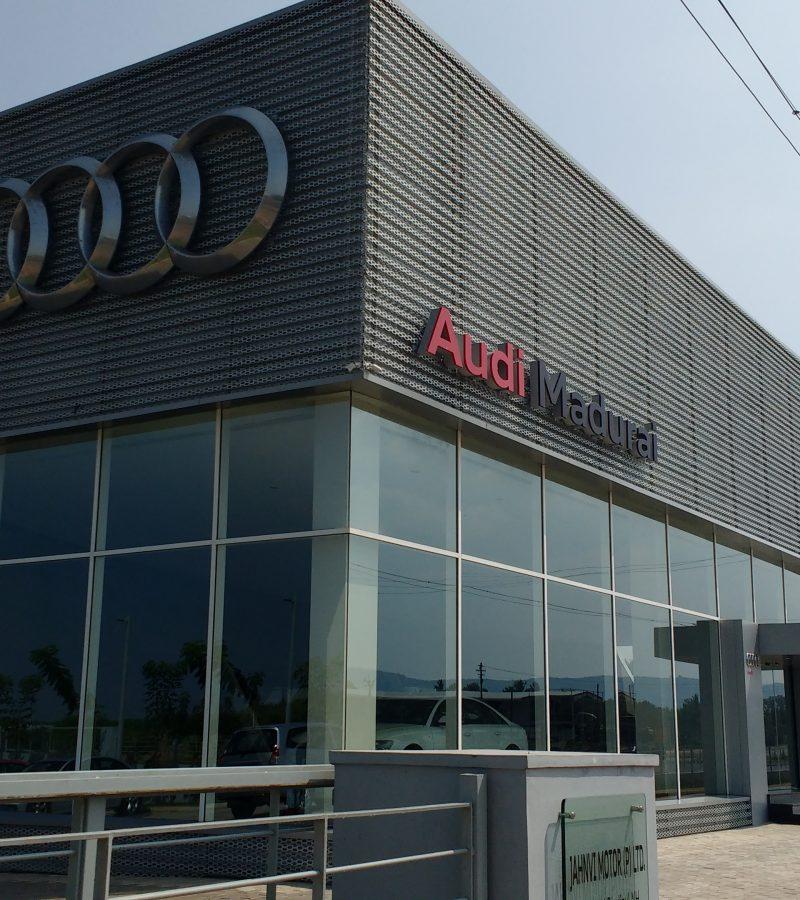 Audi_Madurai_Showroom